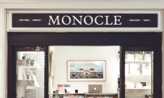 Monocle Launch Lobby shop at Hyatt Regency London – The Churchill