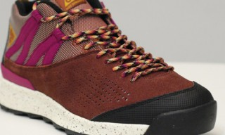 Nike 'ACG' Okwahn II in Henna/Team brown