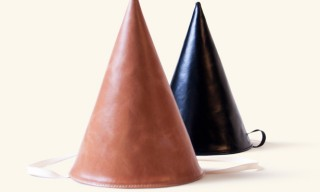 The All Leather Party Hat From Otaat
