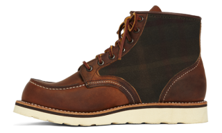 Brooks Brothers for Red Wing – 4553 Tartan Panel Boot