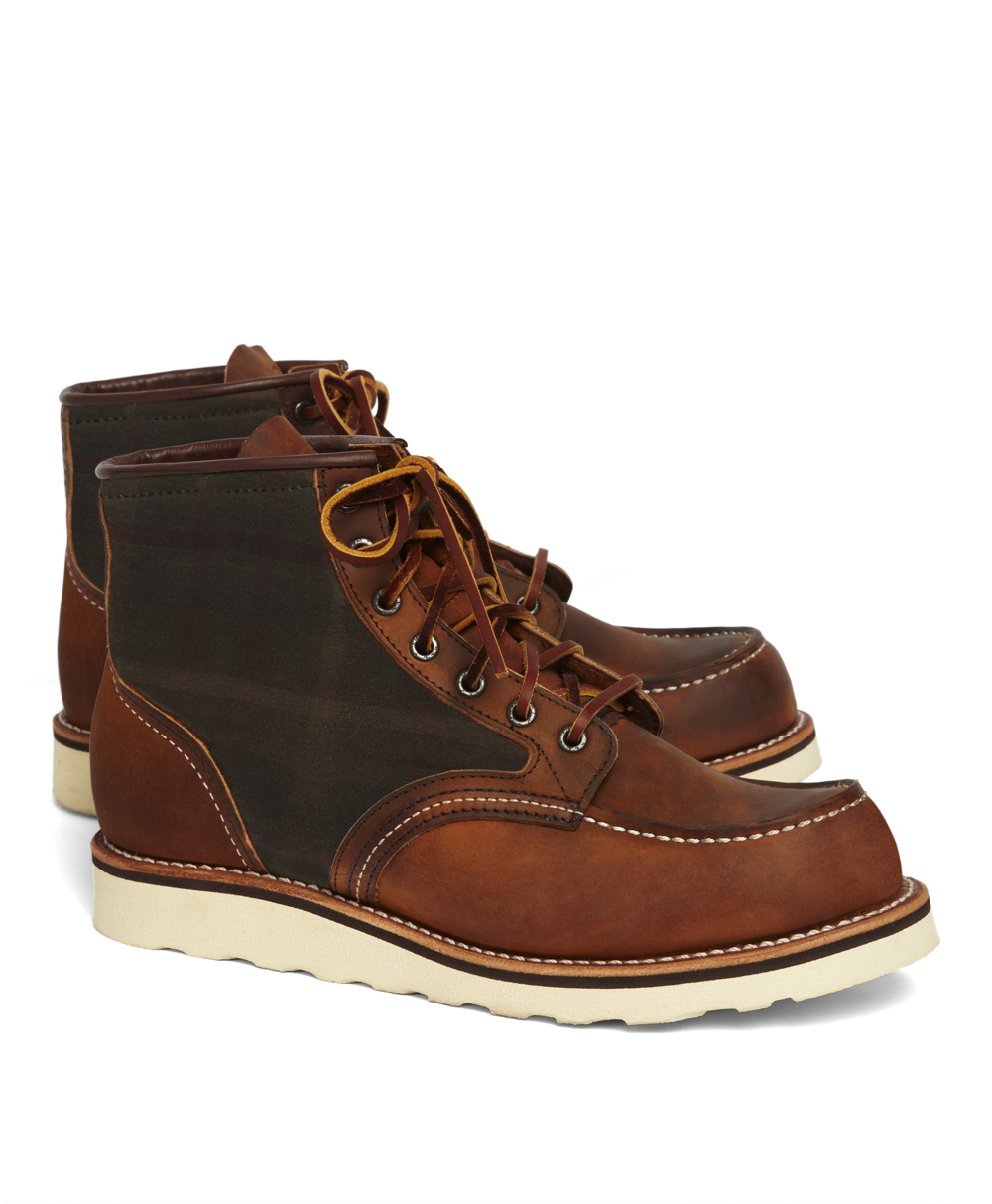 Red Wing Brooks Brothers
