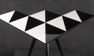 Rockman & Rockman London – Geometric Living Table Collection