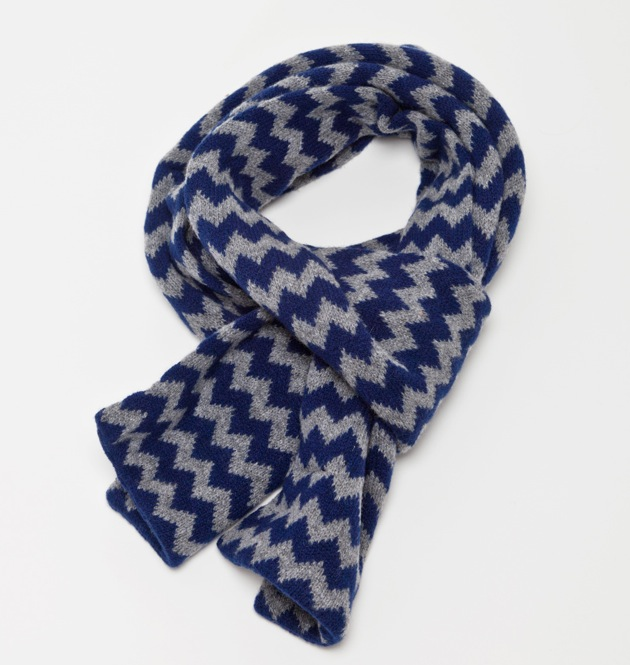 Buyers Guide: 6 Patterned Winter Scarves