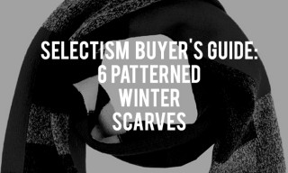 Buyer's Guide: 6 Patterned Winter Scarves