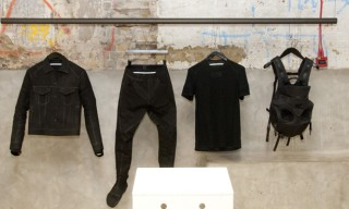 Aitor Throup – 'New Object Research' Installation & Collection – Dover Street Market – London
