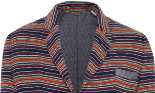 Uniforms For The Dedicated – Ginsberg Striped Jacket