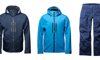 New Ski Gear from Aether Apparel
