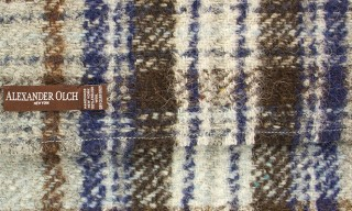 Alexander Olch Fall Winter 2012 Scarves