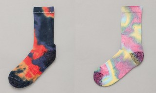 Anonymous Ism Tie-Dyed Socks – Made in the U.S.A.