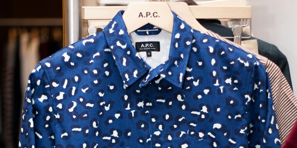A.P.C. Spring Summer 2013 - Preview
