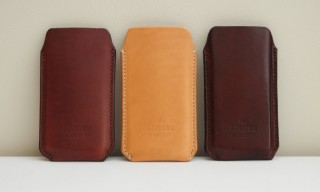 The Ashdown Workshop Co. – Leather iPhone Case for 4, 4s & 5