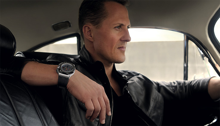 Audemars Piguet Royal Oak Offshore Michael Schumacher Editions