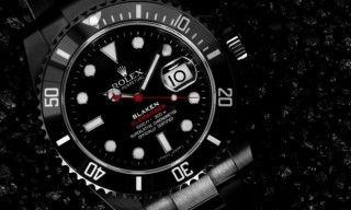 Blaken Submariner Date Single Red – Custom Rolex