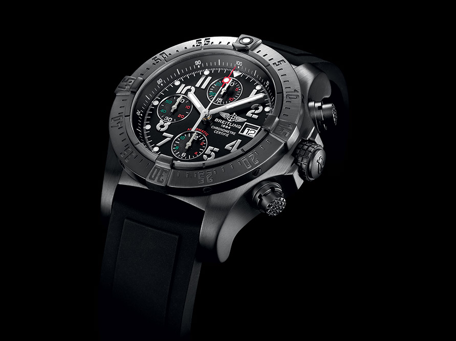 breitling-avenger-blacksteel-mexican-eagle-chronograph-4