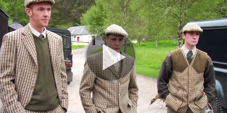 Watch | A Highland Friendship by Bruce Weber - for Vogue Italia