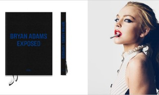 """Exposed"" Photography Book by Bryan Adams"