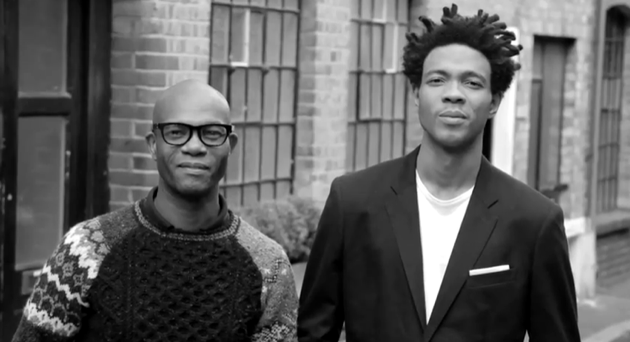 Father and Son Joe & Charlie Casely Hayford on their Working Relationship