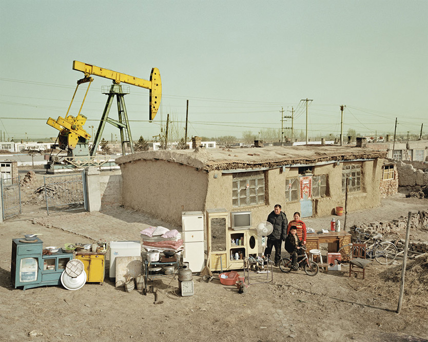 Chinese Families' Worldly Goods - Photographed by Huang Qingjun
