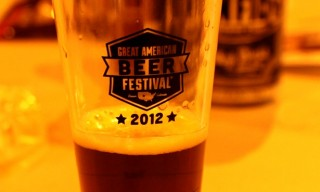Wandering Alone at the Great American Beer Festival