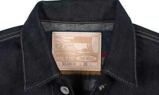 Iron Heart Pop-Up Shop, Self Edge Collaborative Collection