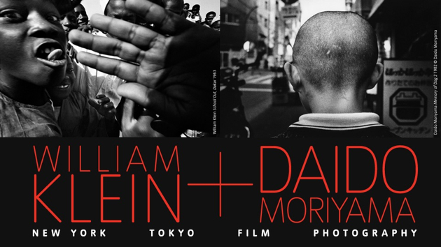Daido Moriyama William Klein