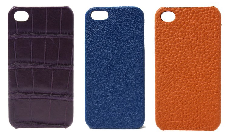 Maison Takuya 15 Leather iPhone5 Cases