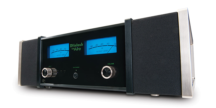 McIntosh McAire - Stream Your Music with the High End Way