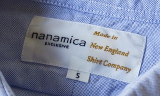 New England Shirt Company for Nanamica – Button Down Oxford Shirts