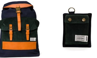 Porter Yoshida & Co. for Pointer Backpack and Wallet