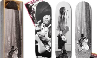 Baron Wolman for Boom-art – Rolling Stone Skateboards