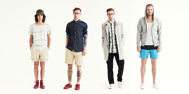 Saturdays Surf NYC Spring 2013 Collection - Looks