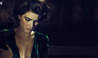 Schön! Magazine #19 with Isabeli Fontana – A Look Inside