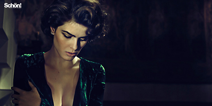 Schön! Magazine #19 with Isabeli Fontana Cover - A Look Inside