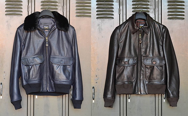 Schott Bros. Leather Jackets for Bloomingdales