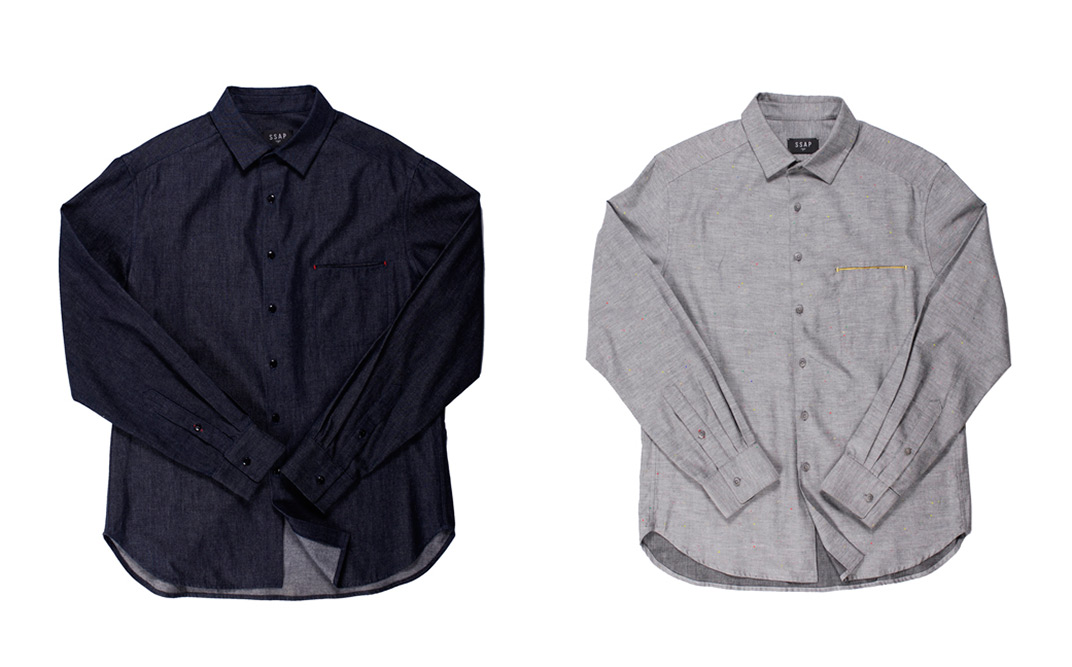 SSAP Shirting for Fall Winter 2012