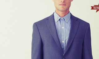 Win This! Hart Schaffner Marx for Steven Alan Fully Lined Two-Piece Suit
