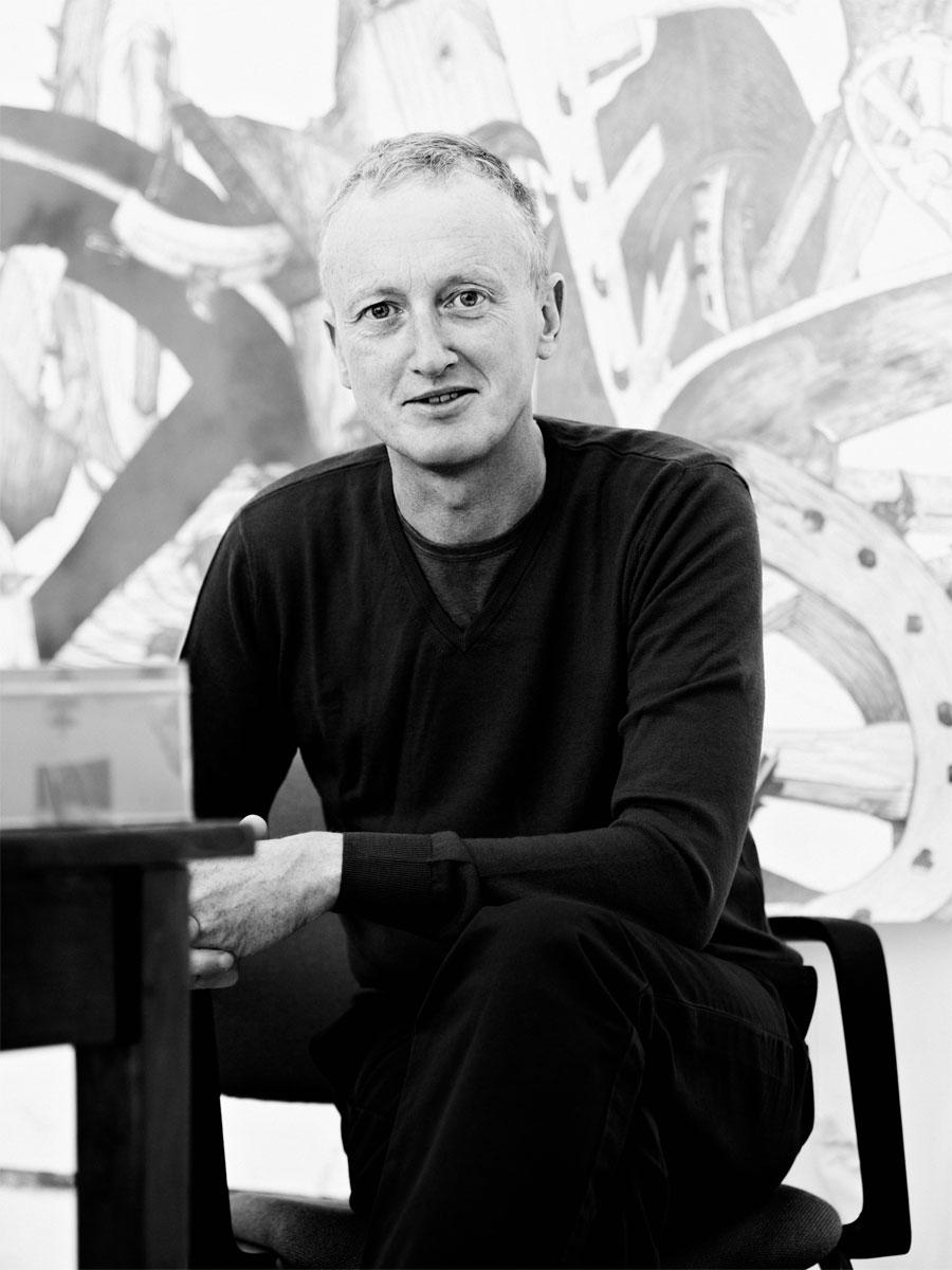 Michael Landy Sunspel