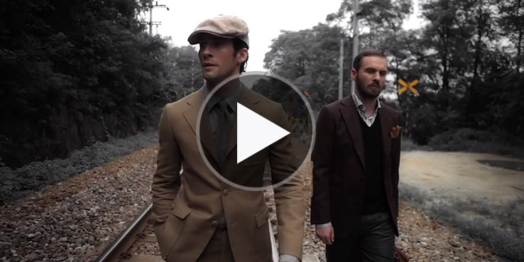 Watch | Tailorable, the Tailor Shop in South Korea - Fall Winter 2012