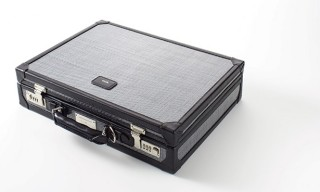 TUMI Limited Edition TEGRA-LITE Bulletproof Briefcase