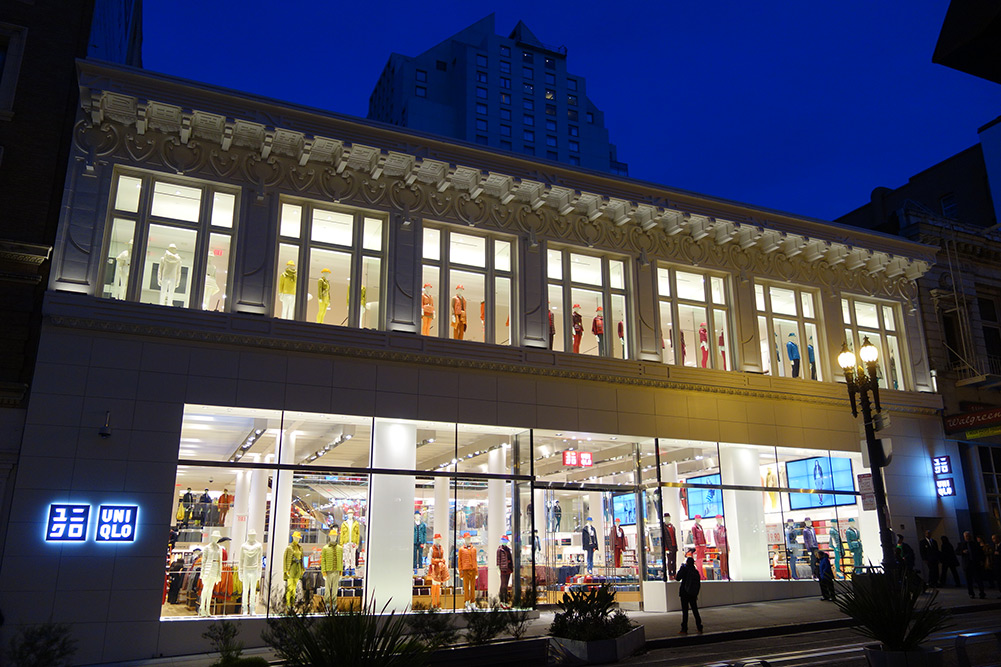 UNIQLO San Francisco Now Open for Business