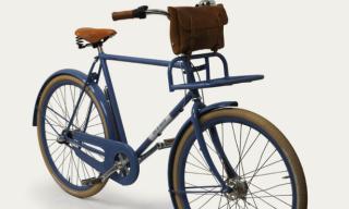 Vélo Cycles Angot for Bleu de Chauffe 'Antoine Bike'