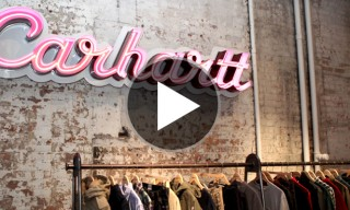 Carhartt Work in Progress – Crosby Street Store NYC
