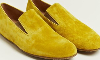Dries Van Noten Fall Winter 2012 Smoking Slippers