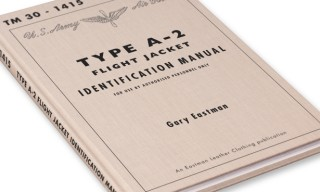 Eastman Leather Presents – The Type A-2 Identification Manual