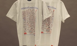 '25 Years of London House' Faith Fanzine T-Shirt for The Original Store