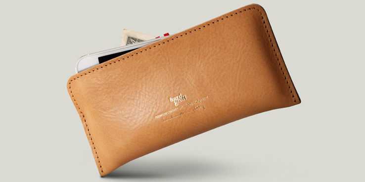 Hard Graft - OldFashioned Leather Accessory Collection