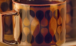 Hasami Ceramics for House Industries Tea Set