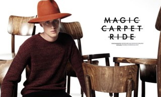 Prestage Issue 5 – 'Magic Carpet Ride' Editorial