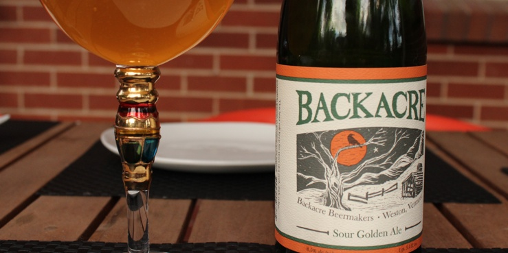 Backacre Sour Golden Ale