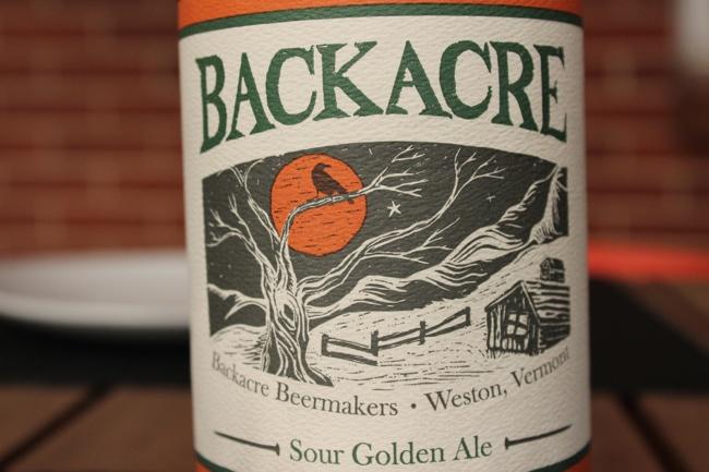 Backacre Sour Golden Ale